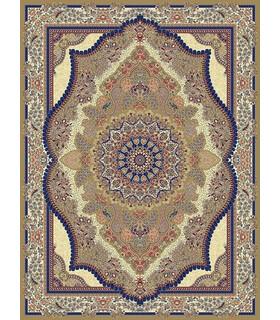 فرش مشهد طرح 852135 گردویی