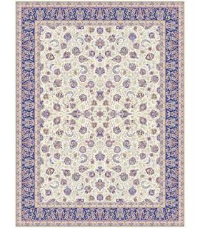 فرش قالی سلیمان طرح تافته کرم