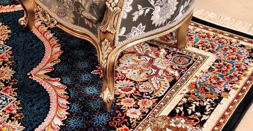 راهنمای خرید فرش ماشینی و دستباف اصل کاشان
