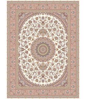 فرش قالی سلیمان طرح اصالت کرم