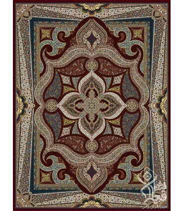 فرش ماشینی قیطران طرح زهره روناسی