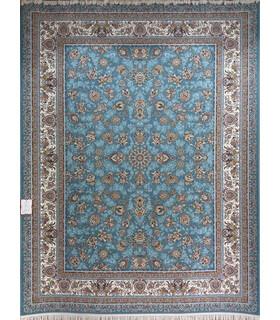 فرش پرشین مشهد طرح 36005 آبی