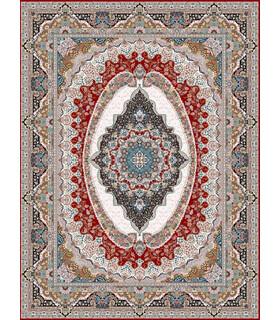 فرش ماشینی زمرد مشهد طرح 22003 روناسی