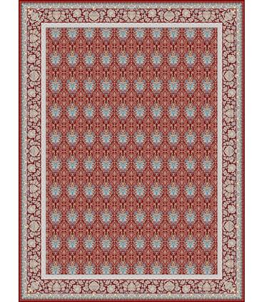 فرش ماشینی زمرد مشهد طرح 22005 روناسی