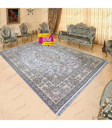 فرش ماشینی مشهد طرح 815011 فیلی