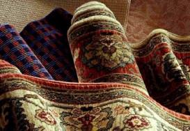 طرح تعویض فرش نو با کهنه